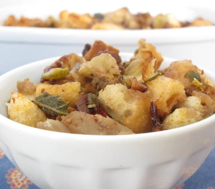 Bread Cube Stuffing