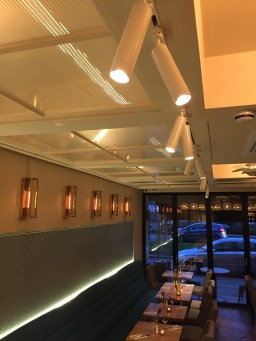 Lighting Design for Restuarant