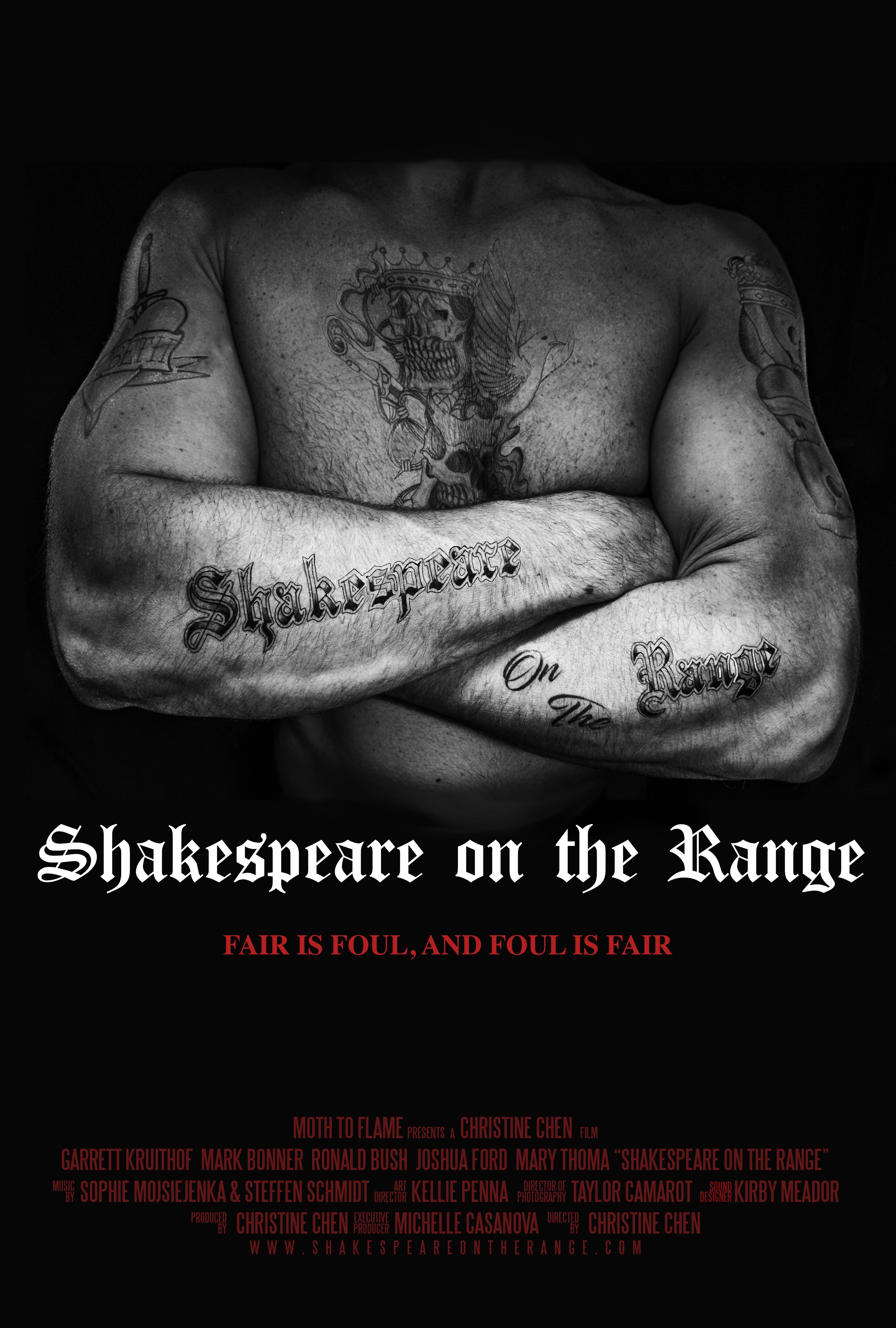 Shakespeare on the Range movie poster