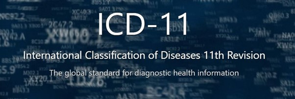 WHO「国際疾病分類第11版健康診断情報の世界標準」