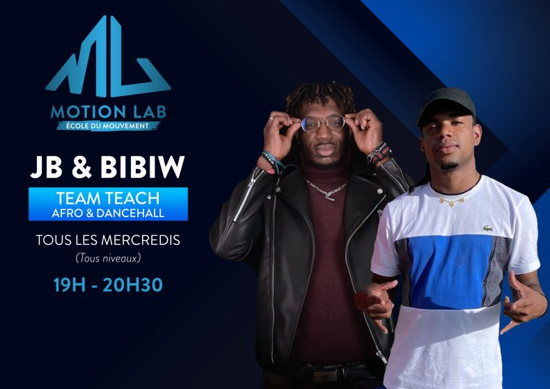 JB & BIBIW - Afro Dancehall