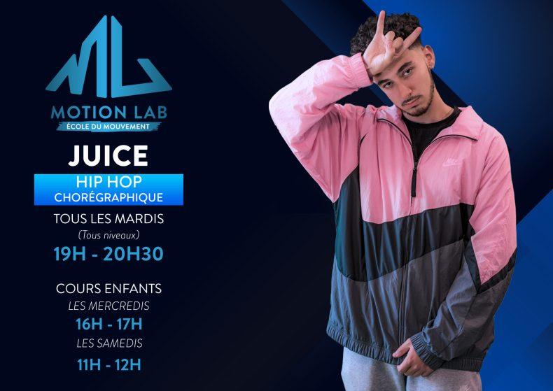 Juice - Hip Hop Chorégraphique