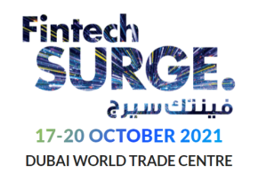 Fintech SURGE logo