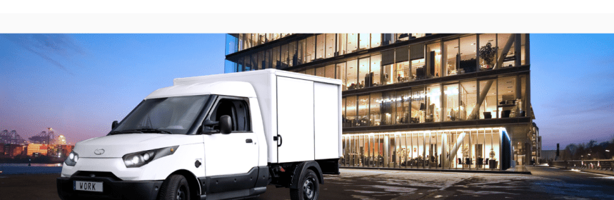 952b14bf11 120km Range Electric Delivery Vans to go on Sale Soon