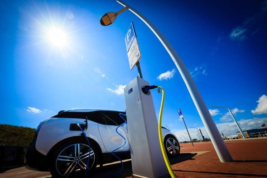 EV Smart Charging Station
