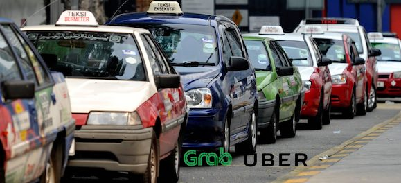 Malaysian Ride-Sharing May be More than Uber and Grab