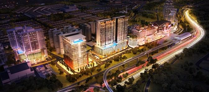 Urban Mobility: Sime Darby Subang Jaya City Centre TOD