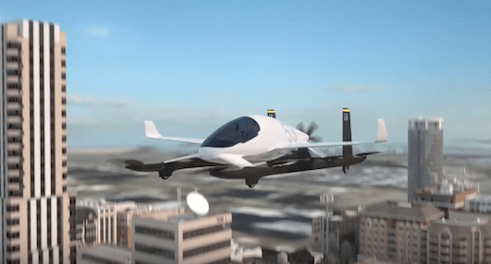 Uber Partners Aurora to take Urban Mobility to the Skies electric VTOL aircraft Uber Elevate