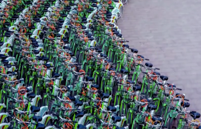 Shanghai Shares Draft Guideline to Regulate Bike-sharing