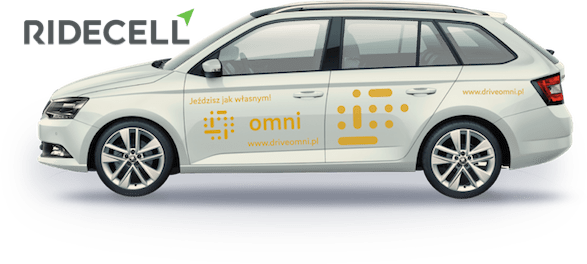 Ridecell Powers OMNI a New Car-sharing Service by SKODA Poland