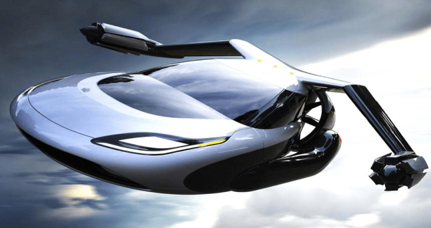 Starburst Accelerator Releases Top 9 Start-ups List and Urban Air Mobility Trends flying car electric autonomous vehicle