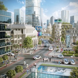 Bosch is Geared for Growth in sustainable Urban Mobility and Smart Cities Solutions