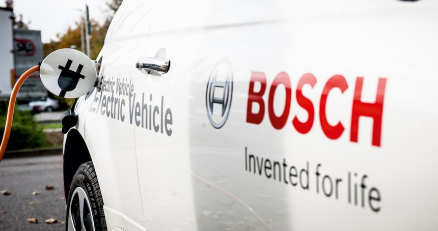 Bosch is Geared for Growth in Urban Mobility and Smart Cities Solutions electric vehicle