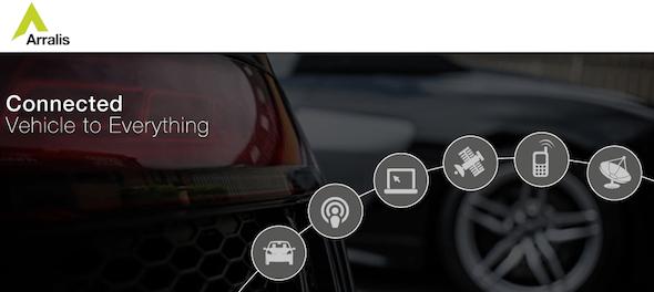 Arralis Announces Power Device for Next Generation Autonomous Cars Power Amplifier LiDAR vehicle urban mobility technology
