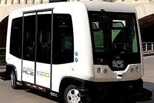 Malaysia Public Transportation Push increase capacity urban mobility driverless shuttle autonomous vehicle EasyMile EZ10