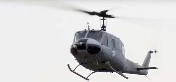 Aurora Demonstrates Fully Autonomous Helicopter for Military Re-supply Missions US autonomous vehicle