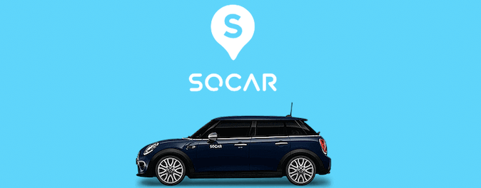 SOCAR Joins The Malaysian Car Sharing Fray