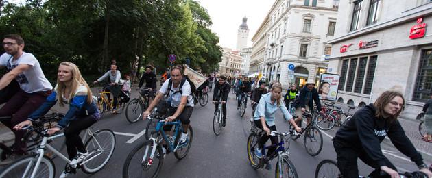 kuala lumpur bicycle lanes Leipzig car free urban mobility cycling NMT