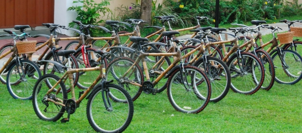 African Bicycle Contribution Foundation To Distribute an Additional 50 Free Bamboo Bikes 240th bicycles NMT non motorised transport sustainable mobility