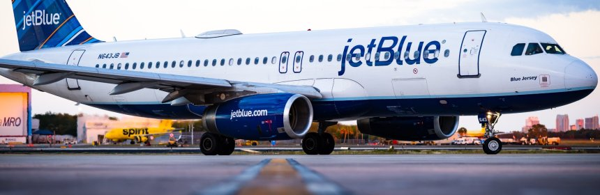 JetBlue Focuses on sustainability Long-Term Emissions Strategy, Climate Risk Management and Innovation