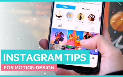 How to Grow an Instagram Following as a Motion Designer (13 Pro Tips)