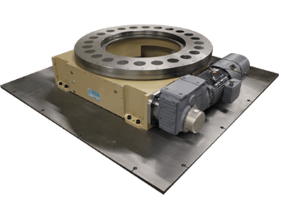 Machine Bases - Rotary Index Tables - Motion index Drives