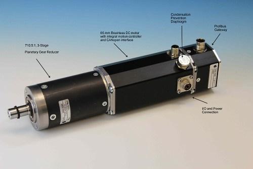 solar-tracker-motor