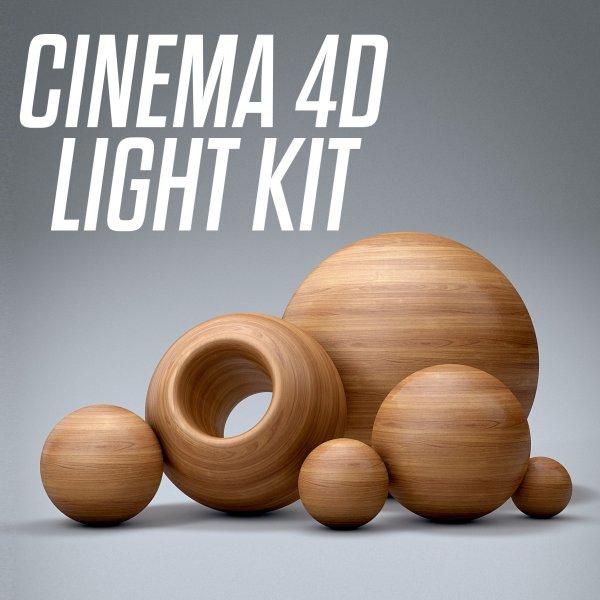Cinema 4D Light Kit