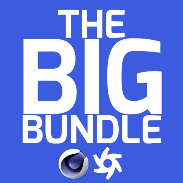 the big cinema 4d bundle