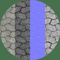 roads and pavement pbr