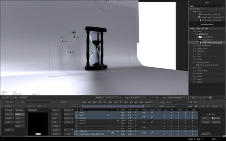 3Dで配置しライティング
