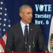 How to vote - why vote Barack Obama on 2018 election