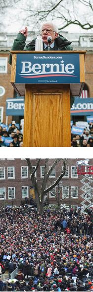 Bernie Sanders For President true campaign factual information