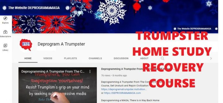 Click Here to Get Help Getting Away From Trumpism