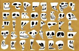 BryanWong_Skull Ideation