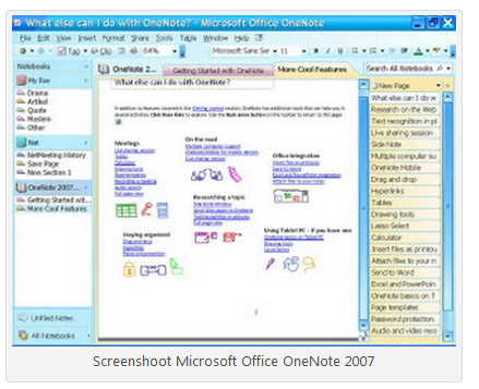 Screenshot-OneNote-2007