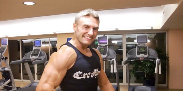Robert Cheeke Vegan Bodybuilder