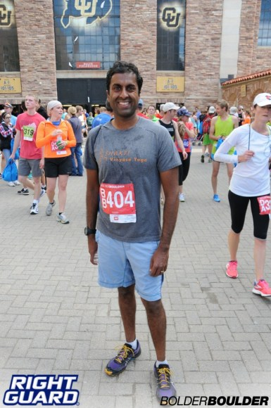 I had a successful finish at the 2015 Boulder Boulder 10K in Boulder, CO.