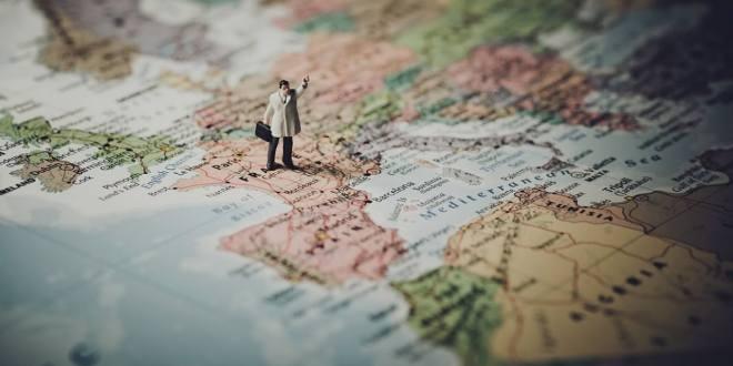 various travel destinations