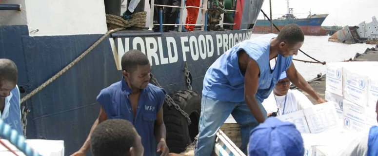 World Food Programme Summer Internship