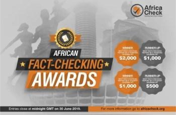African Fact-checking Awards