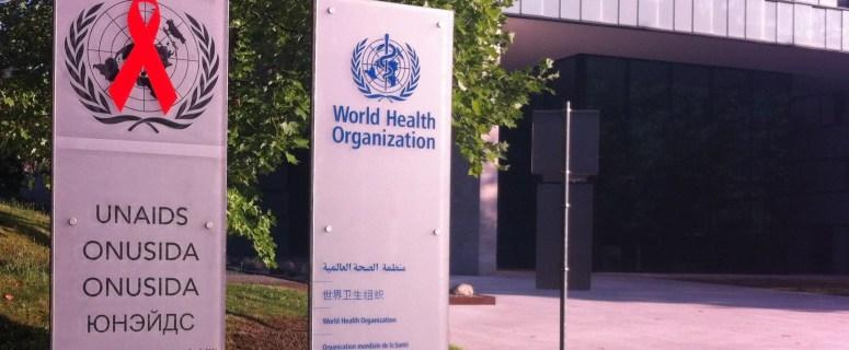 World Health Organisation internship