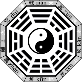 bagua meaning in hindi