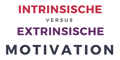 Vorschaubild intrinsische extrinsische Motivation