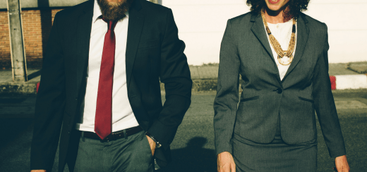 man and woman leadership qualities