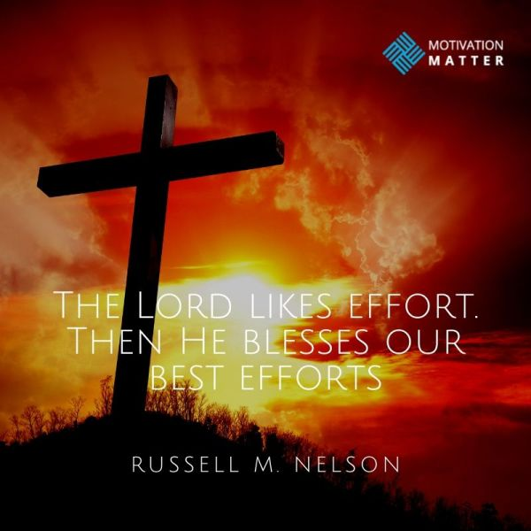 Russel Nelson quote