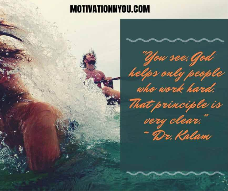 Motivational Quotes - Motivation N You - Dr. Abdul Kalam Quotes