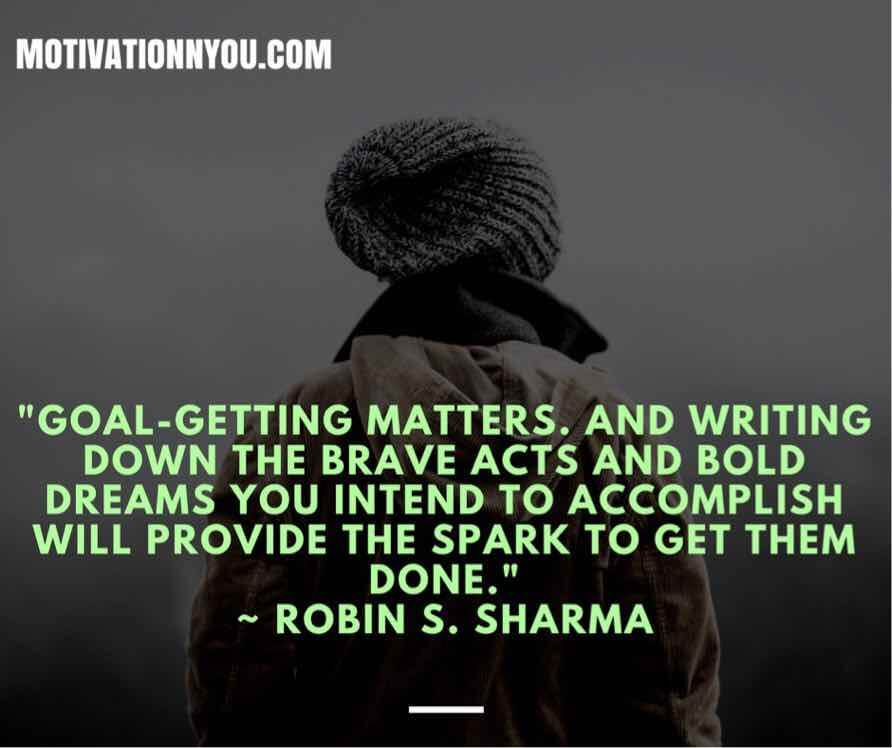 Motivational Quotes - Motivation N You - Robin Sharma Quotes
