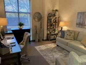 Lisa Kampwerth's - Office
