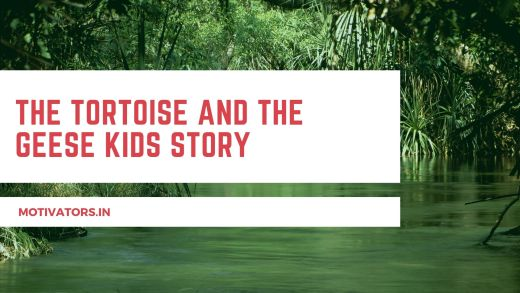 The Tortoise And The Geese Kids Story